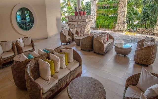 Hotel Grand Park Royal Cozumel All Inclusive, espacios acondicionados para tu confort