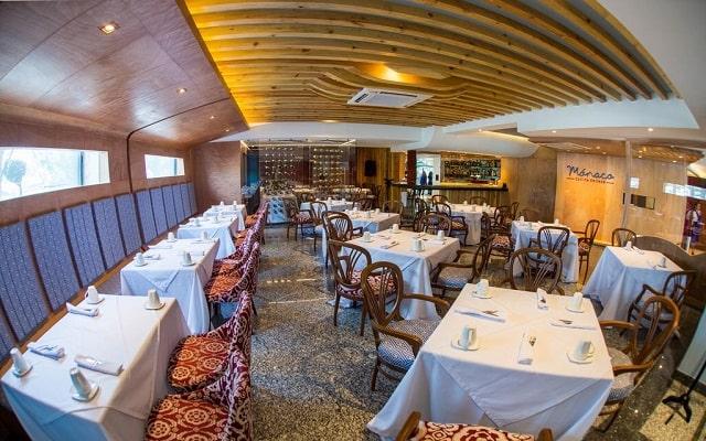 Hotel Grand Prix, escenario ideal para tus alimentos
