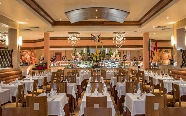 Hotel Grand Riviera Princess, buena propuesta gastronómica