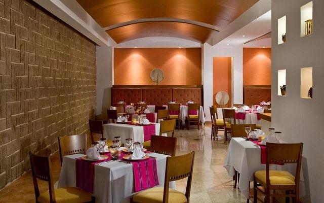 Hotel Grand Riviera Princess, escenario ideal para tus alimentos