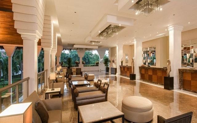 Hotel Grand Riviera Princess, espacios de diseño