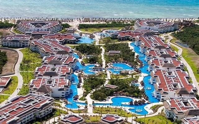 Hotel Grand Riviera Princess en Playa del Carmen