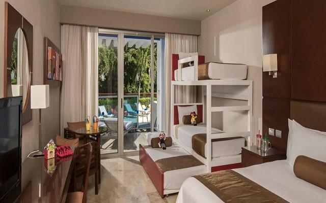 Hotel Grand Riviera Princess, habitaciones bien equipadas