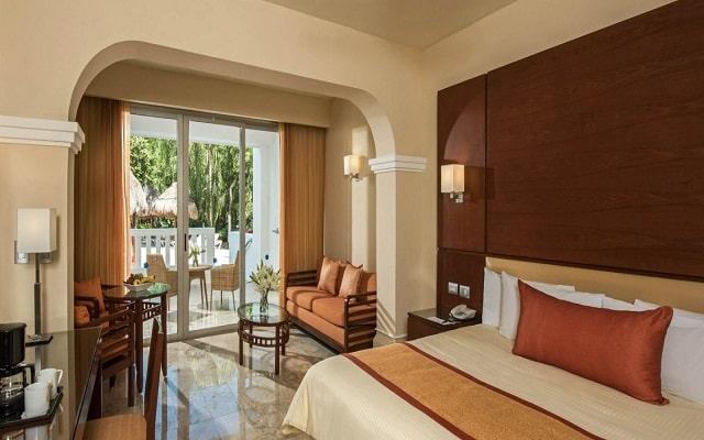 Hotel Grand Riviera Princess, acogedoras habitaciones