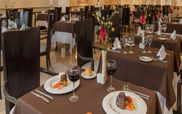 Hotel Grand Riviera Princess, variados menús para tus alimentos