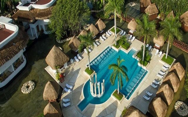 Hotel Grand Riviera Princess, vistas hermosas
