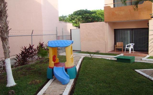Hotel Grand Royal Lagoon, cuenta con servicio de guardería para niños
