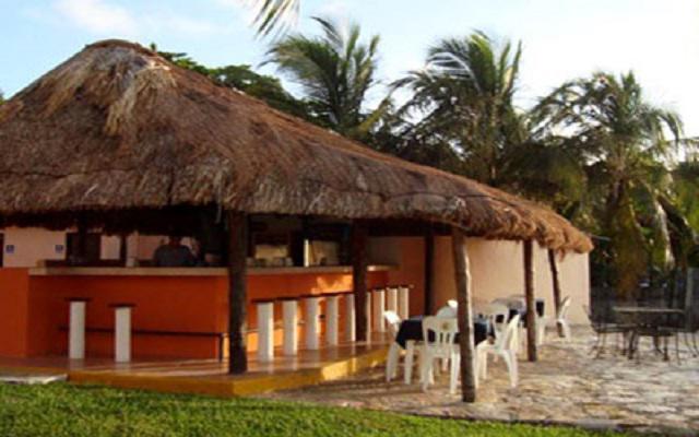 Hotel Grand Royal Lagoon, lindo ambiente tropical