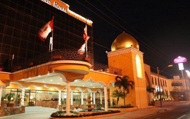 Hotel Grand Royal Tampico en Tampico Ciudad