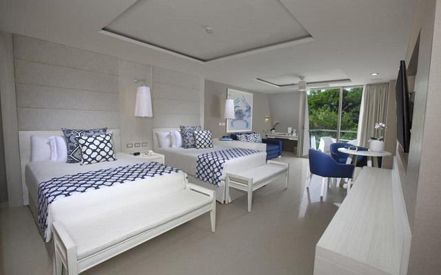 Hotel Grand Sirenis Riviera Maya, estilo en sus habitaciones