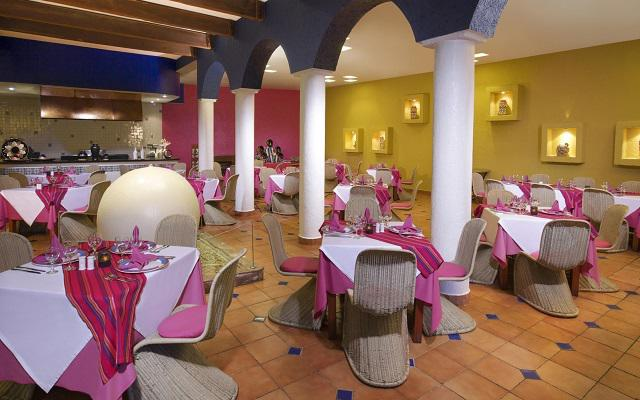 Hotel Grand Sirenis Riviera Maya, Restaurante El Patio