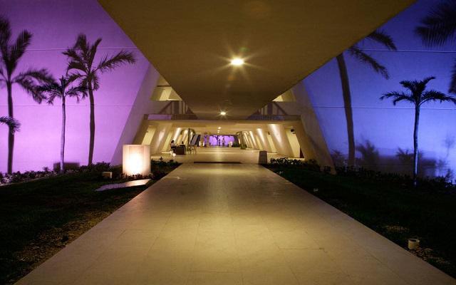 Hotel Grand Sirenis Riviera Maya, ingreso