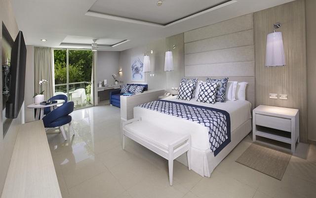 Hotel Grand Sirenis Riviera Maya, habitaciones bien equipadas