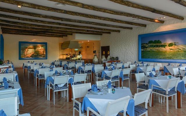 Hotel Grand Sirenis Riviera Maya, Restaurante Las Barcas