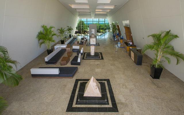 Hotel Grand Sirenis Riviera Maya, Lobby