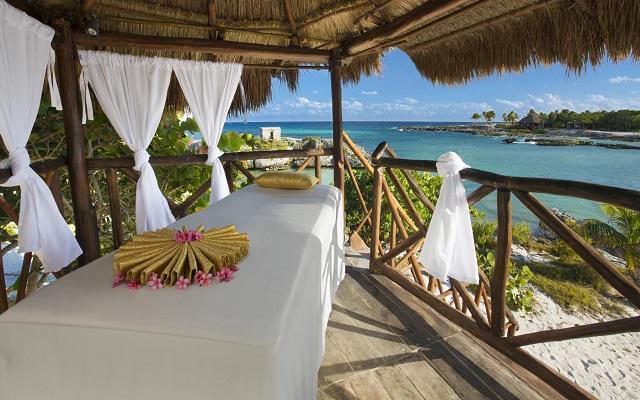 Hotel Grand Sirenis Riviera Maya, permite que te consientan con un agradable masaje