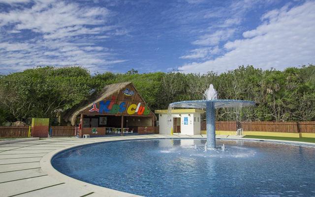 Hotel Grand Sirenis Riviera Maya, alberca para los más pequeños