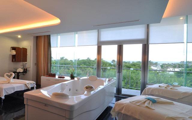 Hotel Grand Sirenis Riviera Maya, servicio de spa