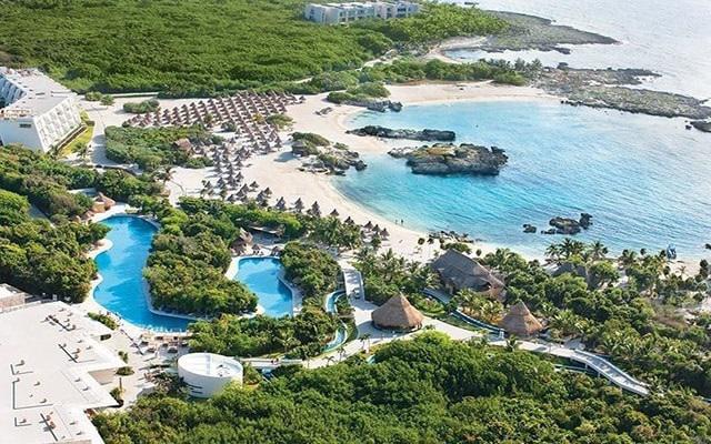 Hotel Grand Sirenis Riviera Maya, vista aérea