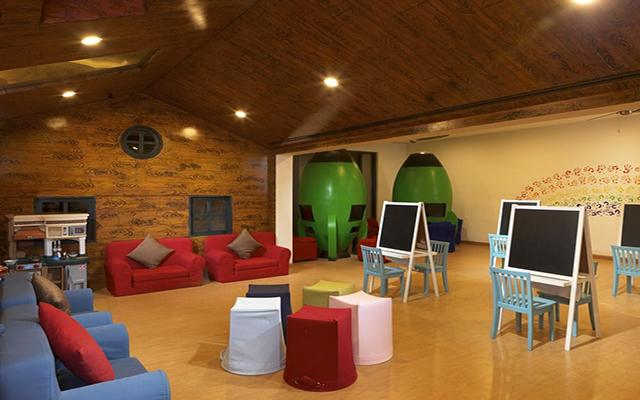 Grand Solmar Lands End Resort and Spa, espacio ideal para que lo pequeños jueguen