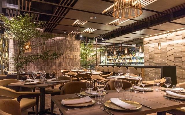 Hotel Grand Velas Riviera Nayarit Luxury All Inclusive, relájate en el bar