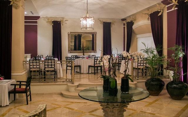 Hotel Grand Velas Riviera Nayarit Luxury All Inclusive, escenario ideal para disfrutar de los alimentos