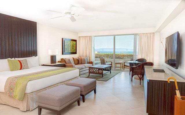 Hotel Grand Velas Riviera Nayarit Luxury All Inclusive, habitaciones con todas las amenidades