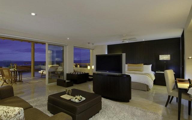 Hotel Grand Velas Riviera Nayarit Luxury All Inclusive, habitaciones bien equipadas