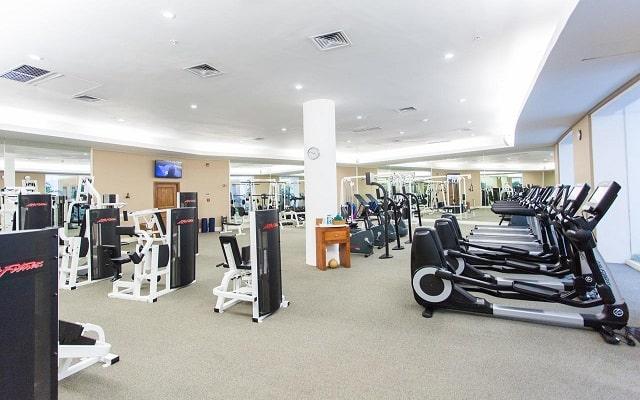 Hotel Grand Velas Riviera Nayarit Luxury All Inclusive, gimnasio