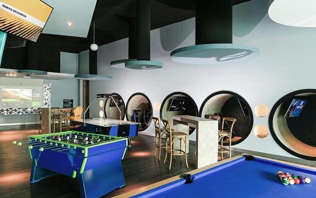 Hotel Grand Velas Riviera Nayarit Luxury All Inclusive, salón de juegos