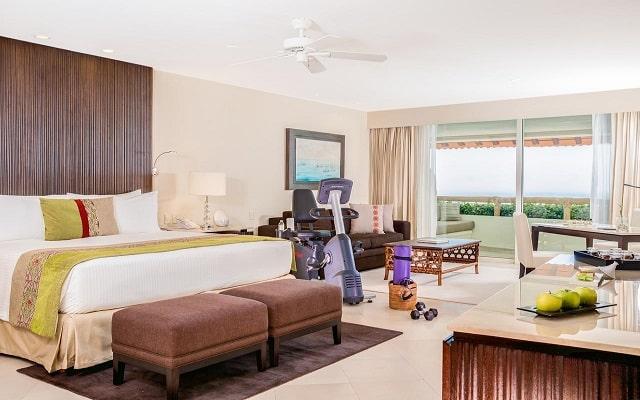 Hotel Grand Velas Riviera Nayarit Luxury All Inclusive, confort en cada sitio