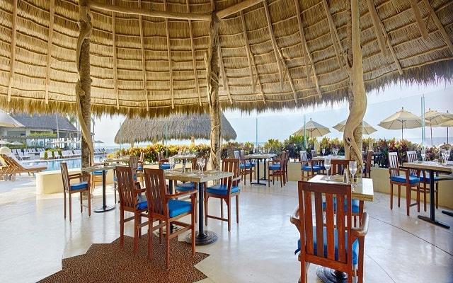 Hotel Grand Velas Riviera Nayarit Luxury All Inclusive, buena propuesta gastronómica