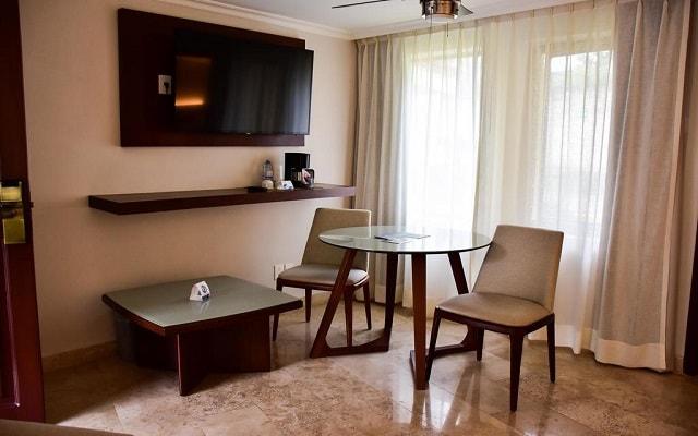 Hotel Guadalajara Plaza Ejecutivo López Mateos, espacios de diseño