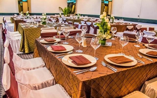 Hotel Guadalajara Plaza Ejecutivo López Mateos, tu evento como lo imaginaste