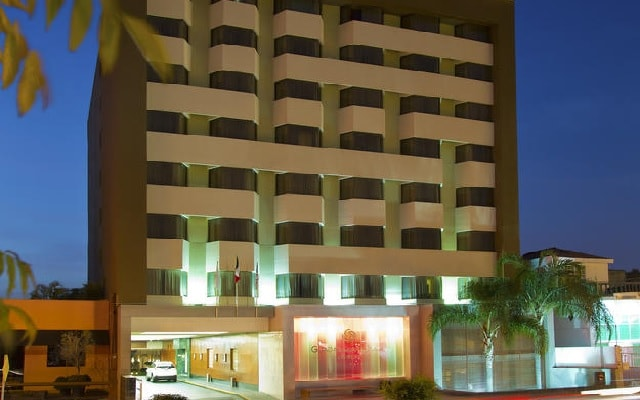 Hotel Guadalajara Plaza Ejecutivo López Mateos en Guadalajara Ciudad