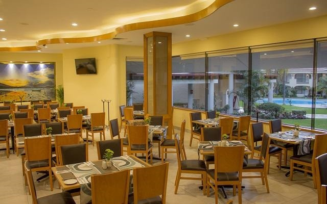 Hotel Guadalajara Plaza Ejecutivo López Mateos, sitio ideal para tus alimentos
