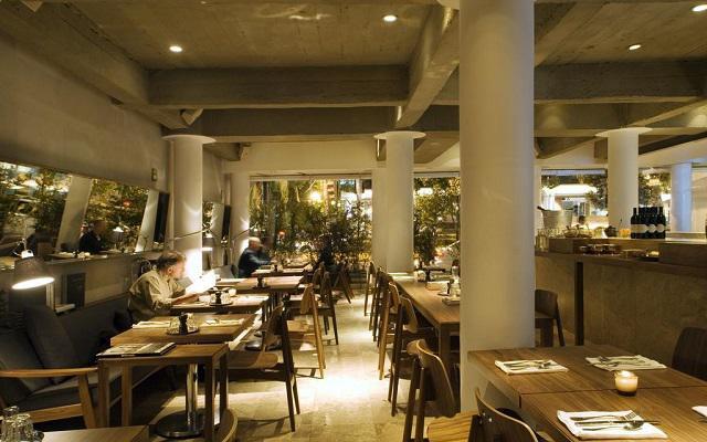 Hotel Habita, restaurante con interesante propuesta gastronómica