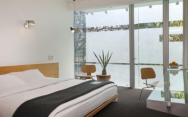 Hotel Habita, habitaciones llenas de confort