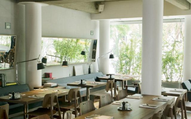 Hotel Habita, Restaurante
