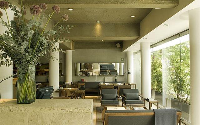 Hotel Habita, amplio y variado menú de cocina contemporánea