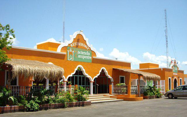 Hotel Hacienda Campestre en Chetumal Ciudad