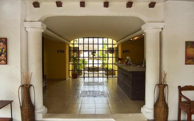 Hotel Hacienda Cancún, cómodas instalaciones