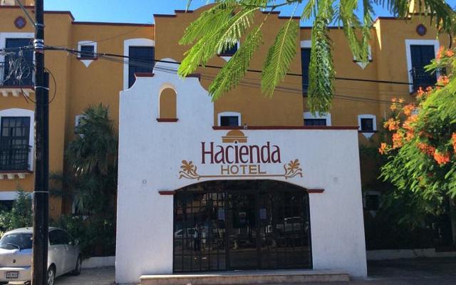 Hotel Hacienda Cancun en Cancún Centro
