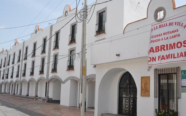 Hotel Hacienda de Castilla en Cancún Centro