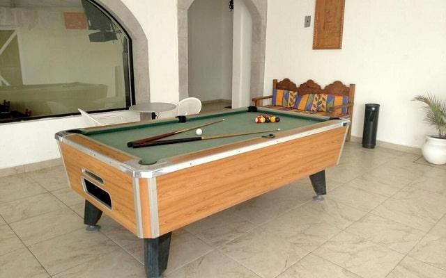 Hotel Hacienda de Castilla, Diviértete con un juego de billar