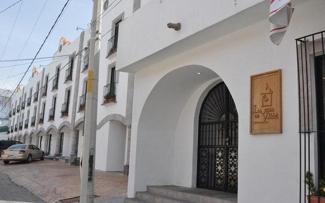 Hotel Hacienda de Castilla en Puerto Juárez