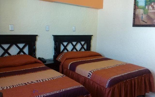 Hotel Hacienda de Castilla, habitaciones bien equipadas