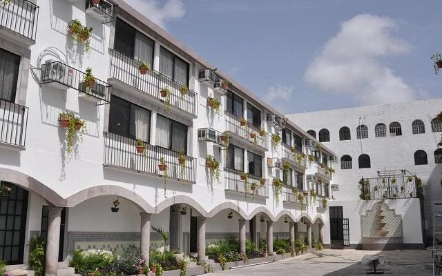 Hotel Hacienda de Castilla, cómodas instalaciones