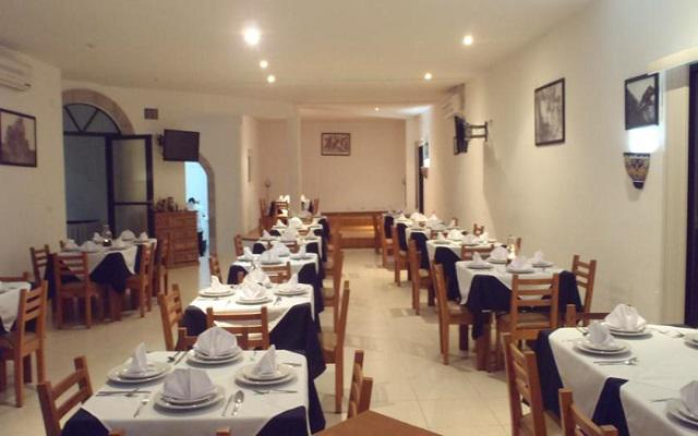 Hotel Hacienda de Castilla, buena propuesta gastronómica