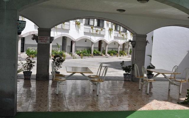 Hotel Hacienda de Castilla, buen servicio